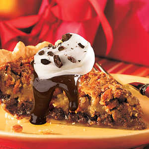 Chocolate Pecan PieRecipe