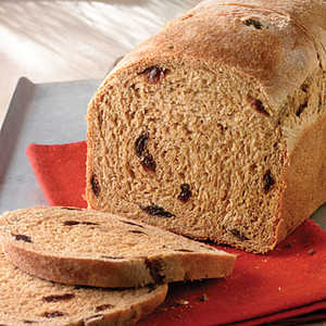Anadama Raisin Bread Recipe
