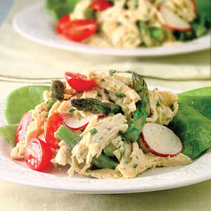 Chicken Salad With Asparagus Recipe