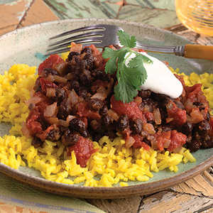 Chipotle Black Beans And RiceRecipe