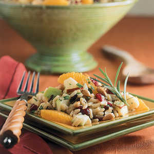 Fruited Wild Rice SaladRecipe