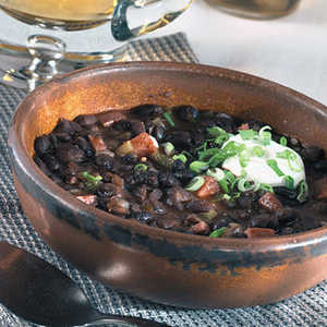 Jamaican Black Bean SoupRecipe