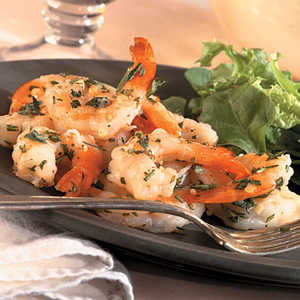 Easy Rosemary ShrimpRecipe