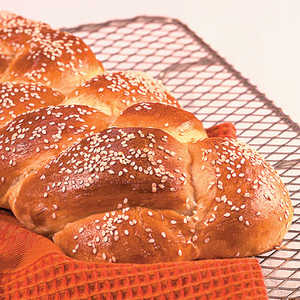 Braided Sesame LoafRecipe