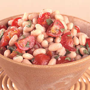 Zesty White Beans And TomatoesRecipe