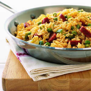Fried-Rice JambalayaRecipe