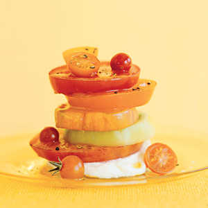 Heirloom-Tomato Salad Recipe