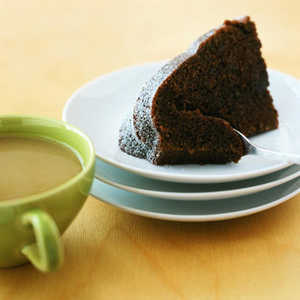 Chocolate-Earl Grey CakeRecipe