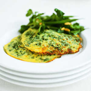 Watercress and Green Beans with Lime VinaigretteRecipe