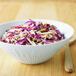 Cabbage and Apple SlawRecipe