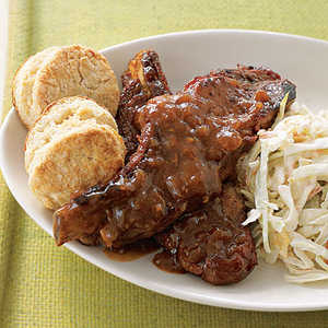 Spicy Country Ribs Recipe