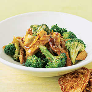 Orange Pork and Broccoli Stir-Fry Recipe
