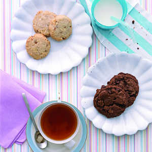 Double Chocolate-Chip CookiesRecipe