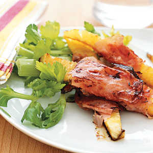 Ham and Pineapple SpearsRecipe