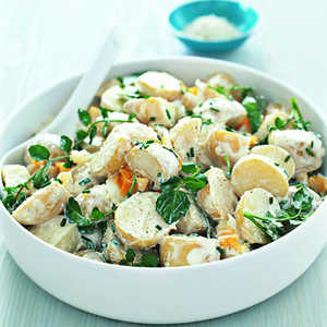 Baby Potato and Watercress SaladRecipe