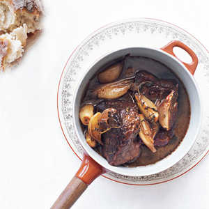 Beef and Shallot Stew Recipe