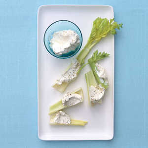 Horseradish Cream Cheese and CeleryRecipe