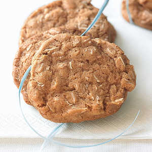 Oatmeal and Pie Spice CookiesRecipe