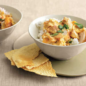 Chicken Curry in a HurryRecipe