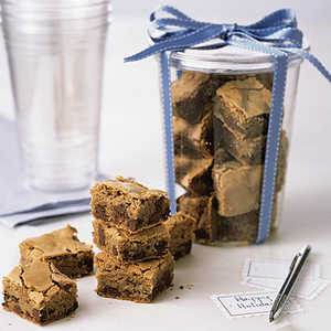 Ginger Chocolate-Chip BarsRecipe