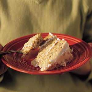 Lightened Hummingbird CakeRecipe