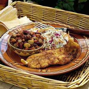 Front Porch Fried CatfishRecipe
