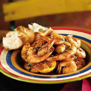 New Orleans Barbecue Shrimp Recipe