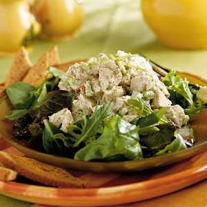<p>Chicken-Horseradish Salad</p>