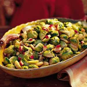Brussels Sprouts with Apples Recipe