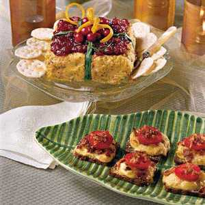 Cranberry-Cheese BoxRecipe