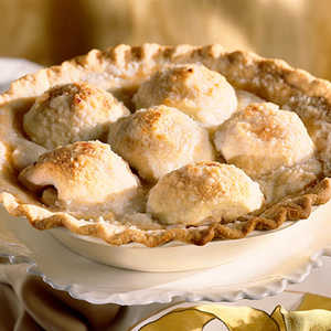 Apple-Maple PieRecipe