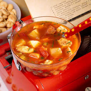 Chicken-and-Roasted Vegetable ChowderRecipe
