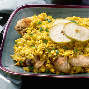 Chicken with Curried RiceRecipe