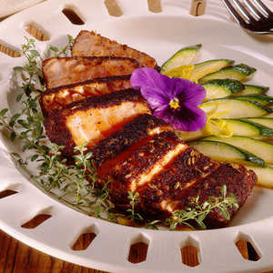 Chili-Rubbed SalmonRecipe