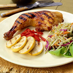 Honey-Lime Grilled Chicken Recipe
