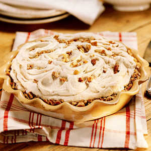 Mincemeat Ice-Cream PieRecipe