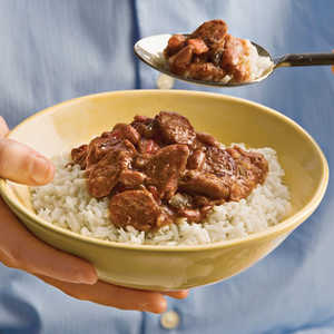 Red Beans and SausageRecipe