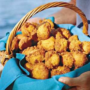 Lela's Hush Puppies Recipe