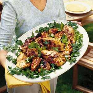 Lexington Style Grilled ChickenRecipe