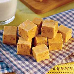Pumpkin FudgeRecipe