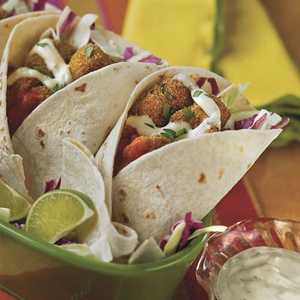 Southern-Style Fish TacosRecipe