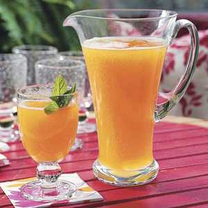 Governor's Mansion Summer Peach Tea PunchRecipe