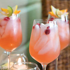Pink Lemonade CocktailRecipe