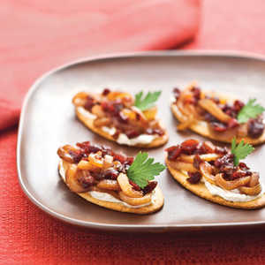 Caramelized Onion-Cranberry CompoteRecipe