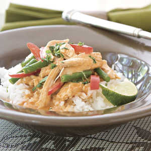 Spicy Chicken-Rice BowlRecipe