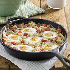 Sunny Skillet Breakfast Recipe