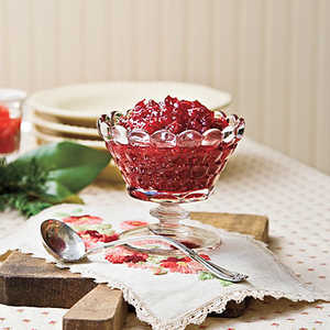 Grandma Erma's Spirited Cranberry Sauce Recipe