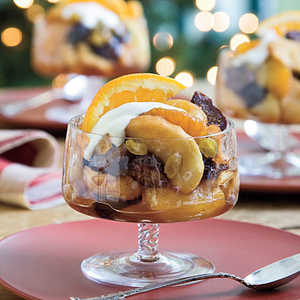 Sherry-Baked Winter FruitRecipe