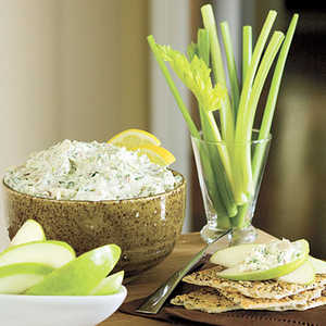 Smoked Trout-and-Horseradish Spread Recipe