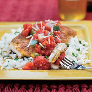 Italian-Seasoned Chicken BreastsRecipe